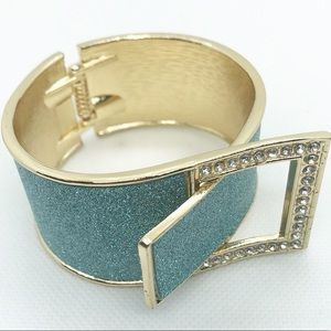 Jewelry - Hinged Cuff Bracelet